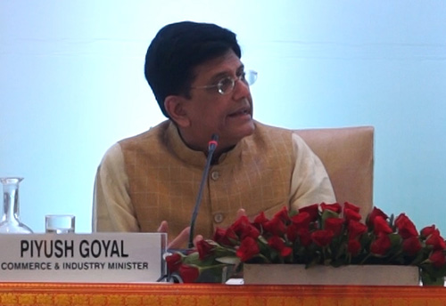 There is a need for transforming each district of India into an export hub, says Piyush Goyal