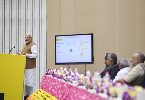 PM Modi makes 12 big announcements for MSMEs at the launch of 'MSME Support and Outreach Program'