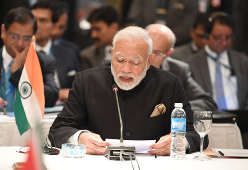 India presents nine point agenda to G20 member nations for action against fugitive economic offenders