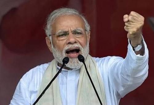 Traders say will celebrate diwali with Modi's win today
