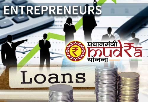 Photo of Entrepreneurs availed over 29.55 cr loans under PM Mudra Yojana since 2015