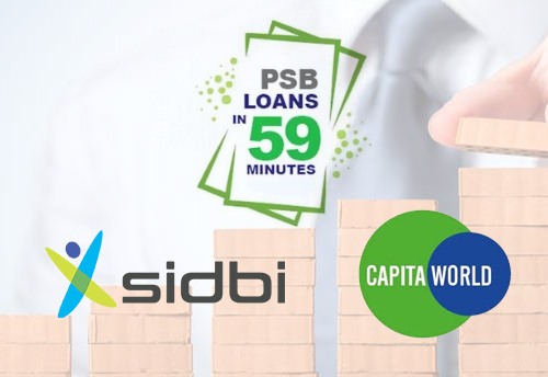 SIDBI clears air on Capita World's role in loans in 59 minutes; gives it a public sector character
