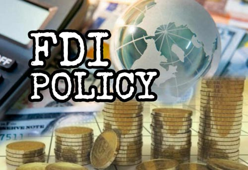 Fin Min notifies changes in FDI policy; mandatory for countries sharing border with India to seek govt approval for investments