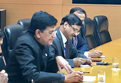 Promote MSMEs in developing countries to spur job creation: Piyush Goyal