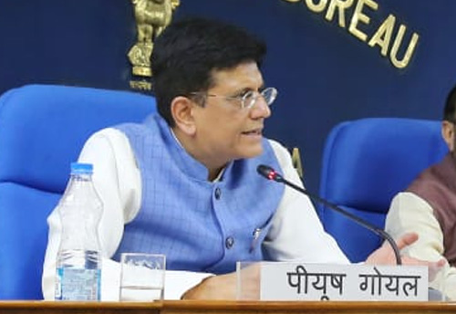 Govt committed to ensure growth of trade & commerce in J&K: Piyush Goyal