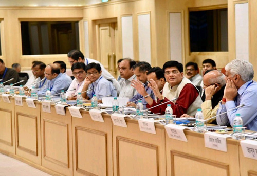 Sub-committee to be formed to address GST related issues of MSMEs: Piyush Goyal