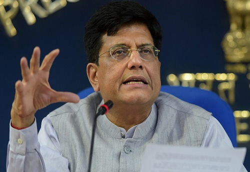 Piyush Goyal wants inclusion of kiranas store in e-commerce