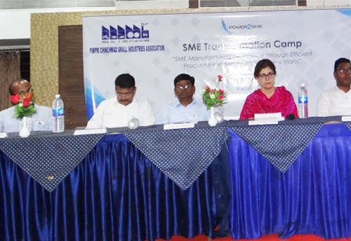 Power2SME, PCSIA organize SME transformation camp to discuss plethora of solutions for hindrances faced by MSMEs in Pune