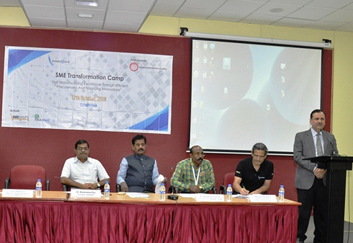 Power2SME- CODISSIA organizes SME Transformation Camp for MSMEs in Coimbatore