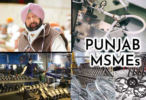 Punjab cabinet approves list of NOCs for setting up MSMEs in state