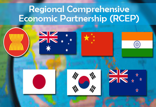 Stakeholders' Consultation on 'Trade in Goods' Commitments under RCEP to be held on Feb 25