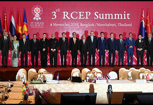 FIEO welcomes decision taken by the Government on RCEP in national interest