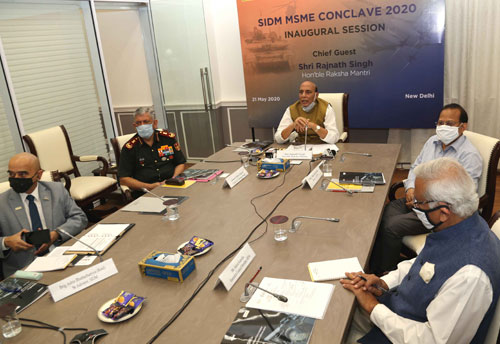 DPSUs have been asked to clear payments of MSMEs: Defence Secretary