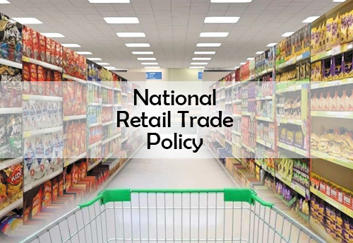 Necessary steps for formulation of a National Retail Trade Policy are underway: MoS for Com & Ind