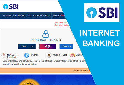 SBI asks customers to register their mobile numbers with the bank in order to continue internet banking services
