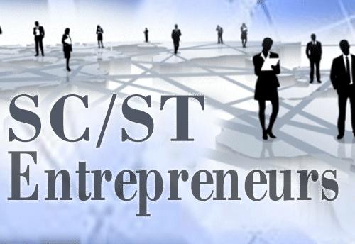 AP govt to organize free of cost training programs for SC & ST entrepreneurs