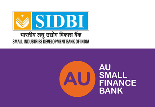 sidbi au small finance bank inks pact fund of 200 crores for msmes