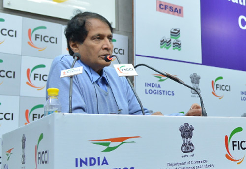 DGFT equipped with fresh resources to revamp IT infrastructure to boost logistics sector: Prabhu