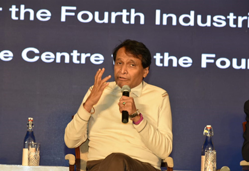 New industrial policy to transform India into global leader in fourth industrial revolution technologies: Suresh Prabhu