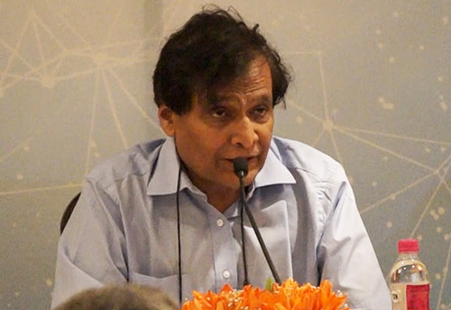 Export Promotion Councils Should Work for the Promotion of GI Products:Suresh Prabhu