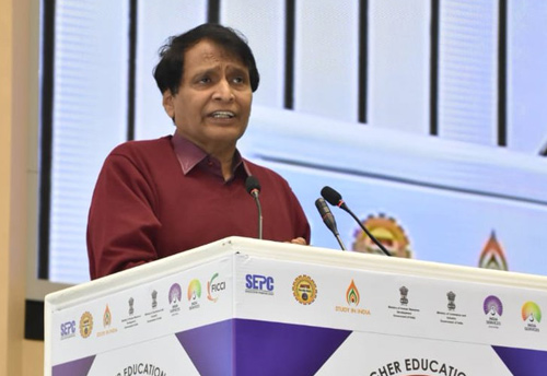 The world needs to come out with strategies to deal with very important subject of creating new educational pattern: Prabhu