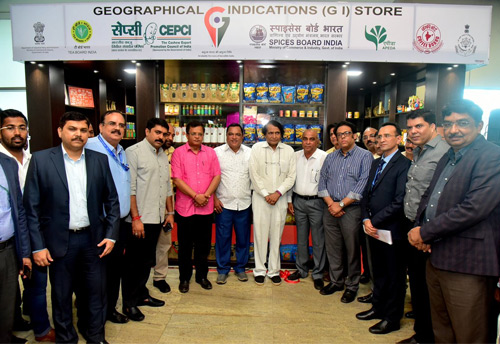 India's first GI store launched at Goa International Airport