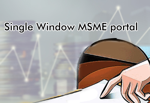 Investments involving Rs 240.35 cr  approved through single window MSME portal: TN Minister