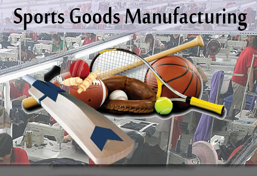 MSMEs in sports equipment sector not included in 'Make in India' programme presently: SGEPC