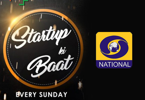 Keeping the Budget promise made just a week ago, Fin Min launches Television show 'Startup ki Baat'