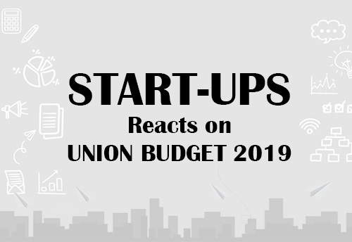 Start-ups react to announcements of TV Programme, Angel Tax, New Age Skills in the Union Budget