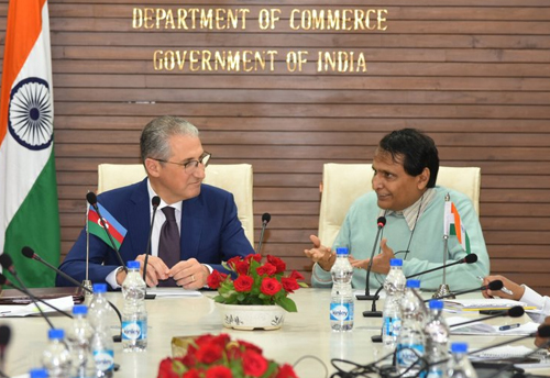 India-Azerbaijan signs protocol to further strengthen and expand cooperation in SMEs, trade and investment
