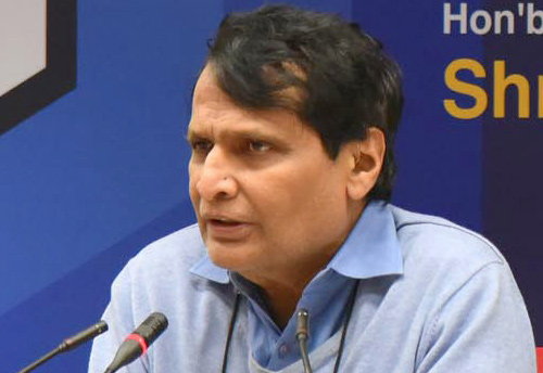 Loans to exporters should be considered as priority sector lending by banks: Prabhu urges Jaitley