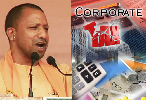 Decision taken by Fin Min to cut corporate tax was historic, says Yogi