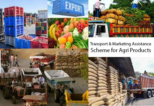 TMA scheme for specified agri products revised & extended till 31 March, 22