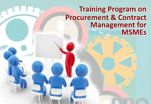 IICA announces training program on Procurement & Contract Management for MSMEs
