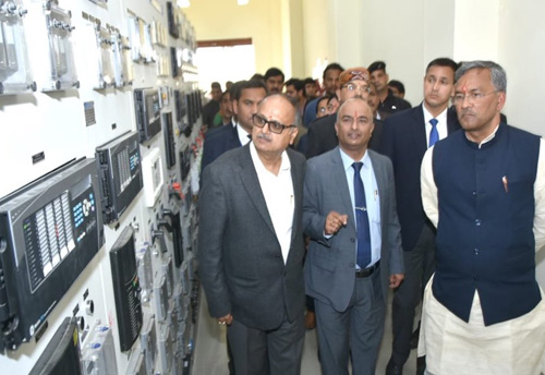 Kanohar Electricals commences Uttarakhand's first 220/ 33Kv Gas Insulated Substation in Dehradun