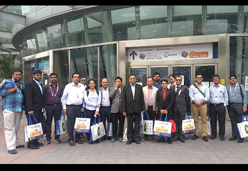 FISME led MSME delegation to Taiwan; says TAIPEI PLAS provided excellent platform to see latest technology & machinery in operation