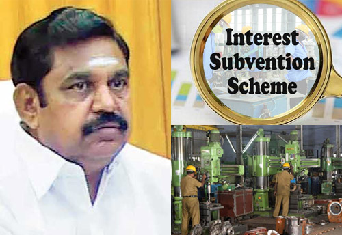 Coimbatore MSMEs implore Tamil Nadu CM to relax lockdown restrictions, fulfil promise of interest subvention