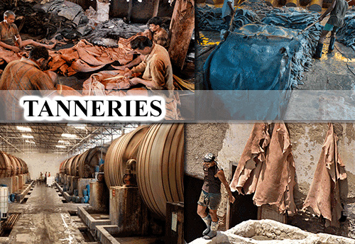 Almost 400 tanneries to be affected by decision to close them during Kumbh Mela: IIA