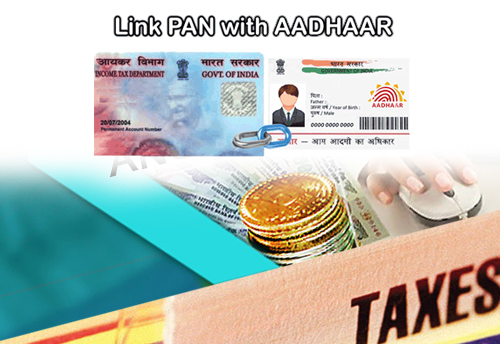 Linking Aadhar-Pan necessary for tax payers by March 31: CBDT