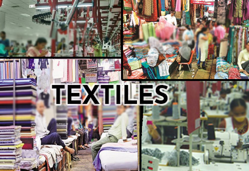 Textiles traders in Surat demand MSME status