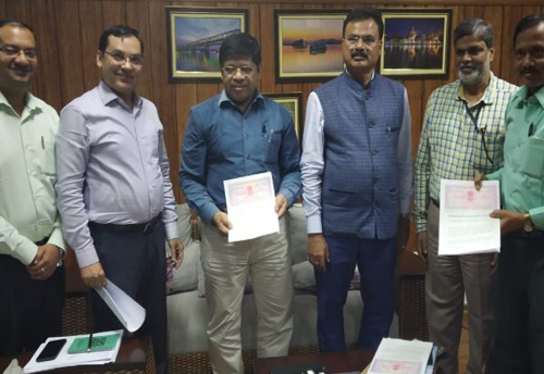 Assam Industries Min signs MoU for setting up tool room and training centre at Tinsukia for MSMEs