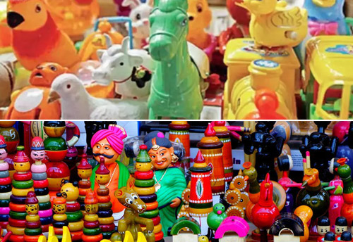MSME ministry to support local toy industries