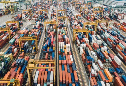 India's April trade deficit widens to $15.33 bn, exports grew marginally