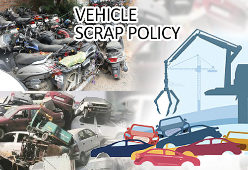 Vehicle Scrap Policy: further-fee-has-to-be-paid-for-renewal-of-registration-of-old-vehicles