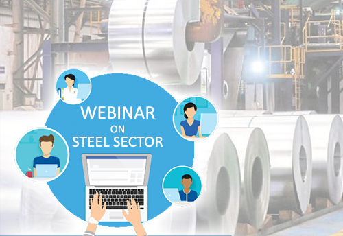 Steel Ministry to organize webinar on new opportunities for steel sector on Friday