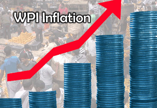 WPI inflation in May rises to 12.94 per cent