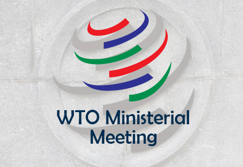 WTO ministerial meeting to be held on May 13-14