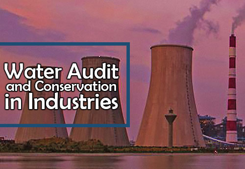 Centre for Science & Environment to organise online training on water audit and conservation in industries from July 19 - August 1