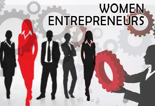 'SWADES' is an all women entrepreneurs' cluster in Punjab